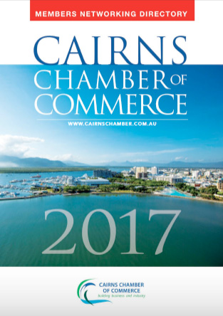 Cairns Chamber of Commerce Yearbook 2014